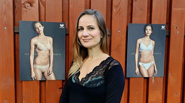 eŽena roku 2020 Šárka Křivánková pomáhá ženám s výběrem správné podprsenky
