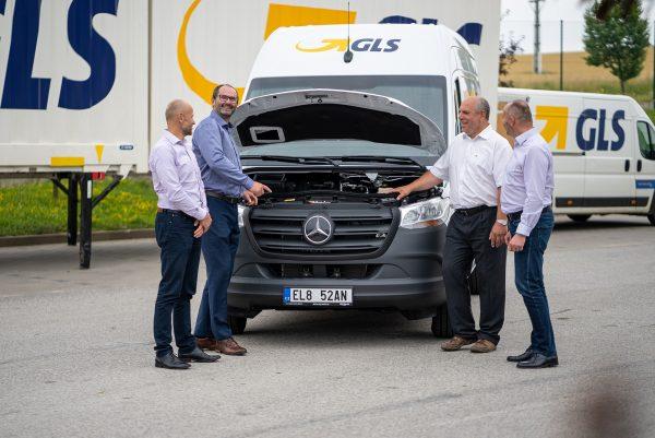GLS rozšiřuje flotilu ekologicky šetrných vozů